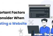 Photo of Important Factors to Consider When Creating a Website Development